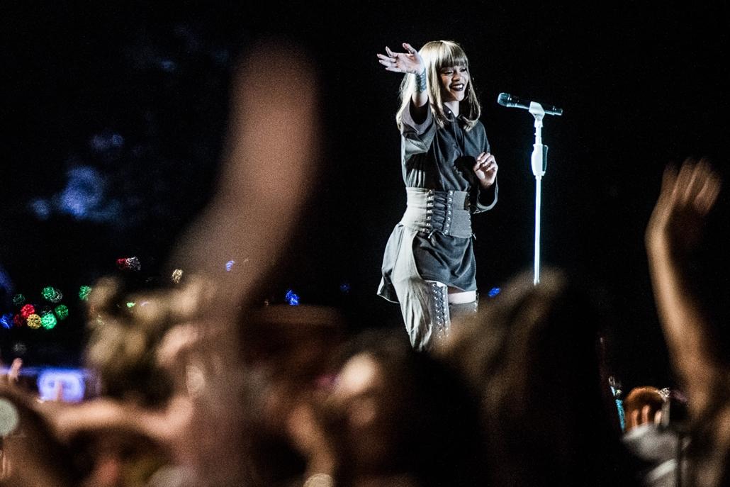 SA, Sziget Fesztivál 2016, Fesztivál, Sziget, Rihanna, 0. nap