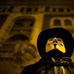 """""""A kormányotok átvert benneteket"""" - a magyaroknak üzent az Anonymous - videó"""