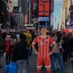Szeretne egy vicces képet a Bayern München sztárjaival? Telefonnal simán összehozhatja
