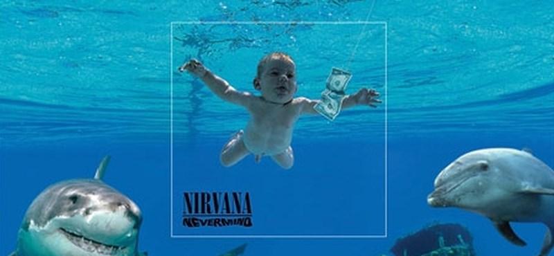 Na, de mi van a Nirvana-borítón kívül?