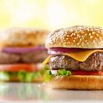 A világ legegyszerűbb receptjei: házi hamburger sütőben sütve
