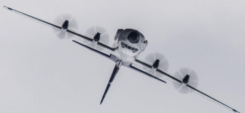 Nem semmi mutatványra képes a Lockheed Martin repülője – videó