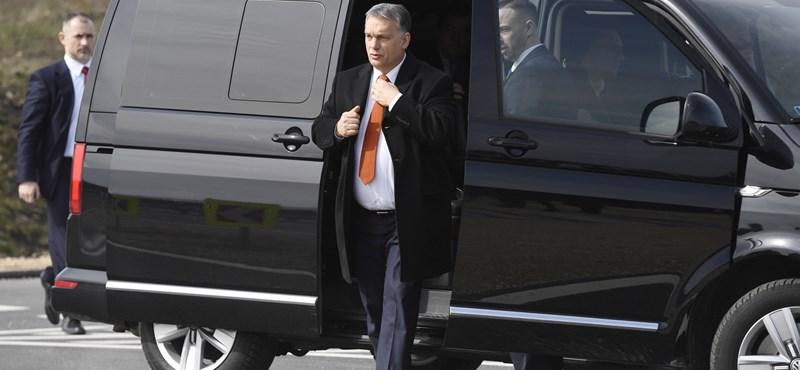 A tegnap Orbán Viktora üzent a jövő magyarjainak, a maiak pedig ásítanak