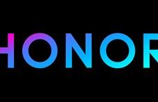 Teljes kijelzős, 48 megapixeles mobilt villantott a Honor