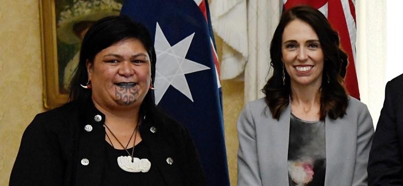 Sikerült azonnal civilizálatlannak nevezni Jacinda Ardern őslakos külügyminiszterét