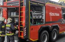 Kiégett egy kocsi, lezárták a Balatoni utat Gárdonynál