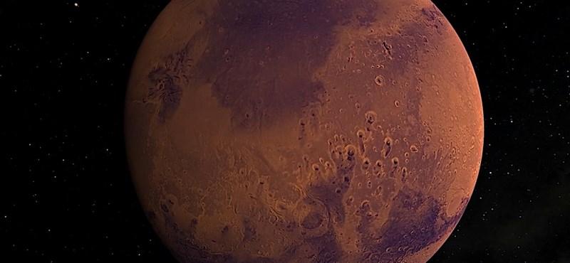 Magyar kutató készítette el az első földrajzi atlaszt a Marsról