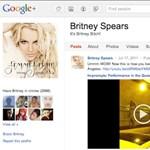 Az első híresség, akinek megvan az egymillió Google+ követője