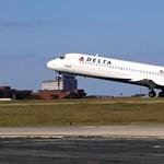 Minden repülő a földön maradt, miután összeomlott a Delta rendszere