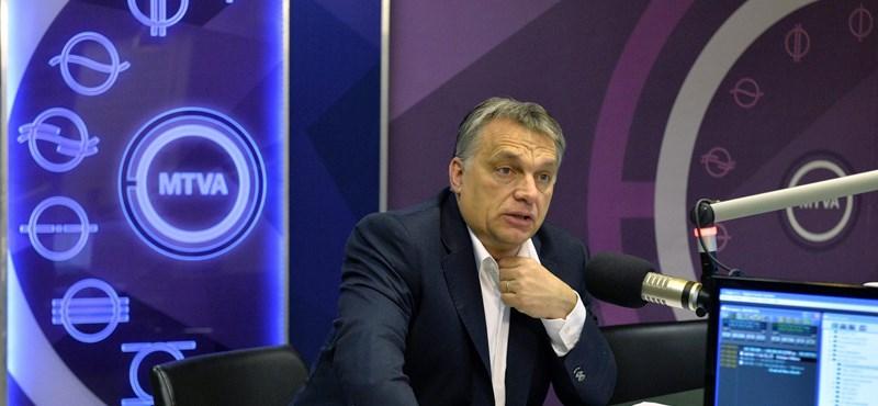 Orbán Viktor: Az oktatással jó irányban indultunk el