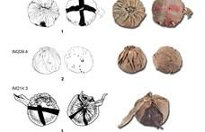 3000 éves labdákat találtak