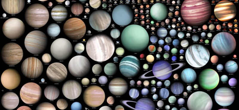 Nézze ezt a térképet, és végre el tudja képzleni, mi mindent rejt a Naprendszer