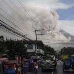 Most már bármikor kitörhet a Mayon vulkán