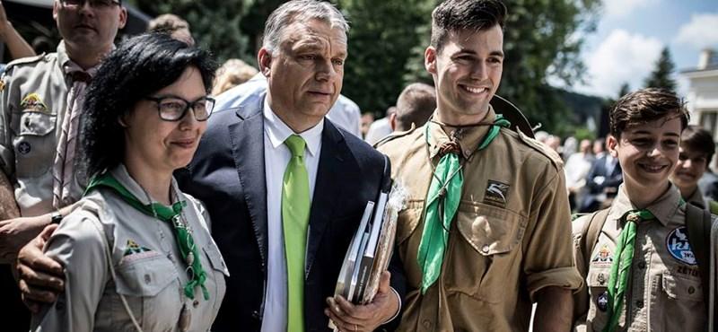 Százmilliókat utazgatott el tavaly Orbán