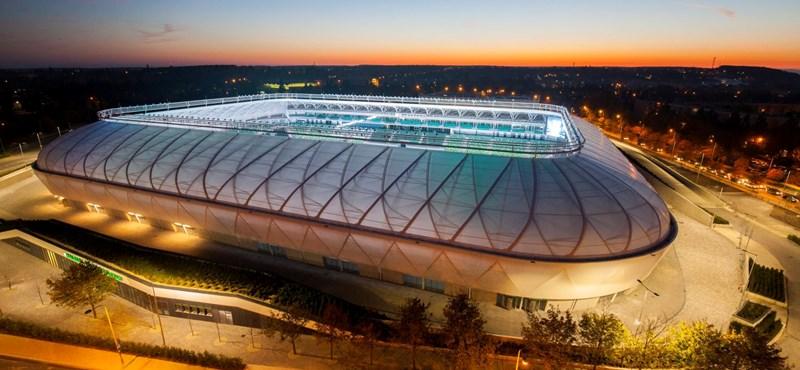 Káslerék 300 milliót adnak a Haladás stadionjának üzemeltetésére