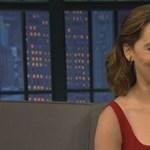 Emilia Clarke szerint a Trónok Harca nem a meztelenségről szól