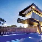 Ausztrál stílus: nyitott terek, lenyűgöző panoráma