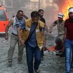 Az aleppói orvosok kényszerből kell hozzanak halálos ítéleteket