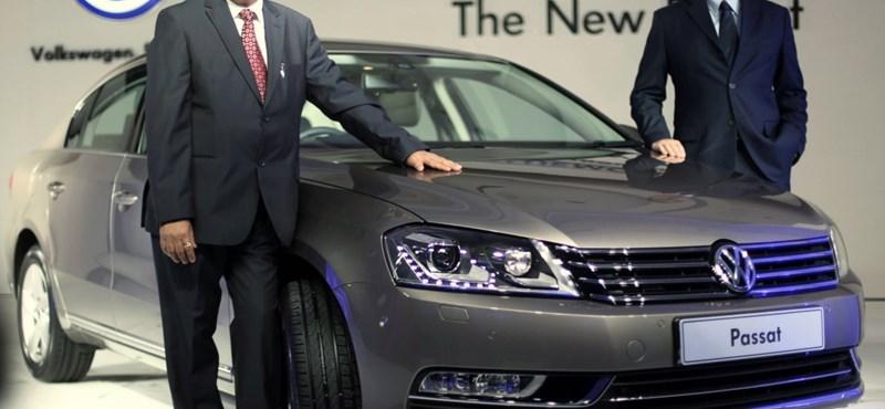 Megugrott a Volkswagen értékesítése