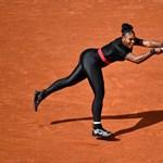 Tizennégy évet várt arra, hogy feltegyen egy bunkó kérdést Serena Williamsnek