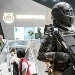Az orosz katonák új ruháin egy nagyobb lövedék sem üt majd lyukat