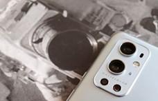 Gond lehet a fotózásnál a OnePlus 9 Próval, túlmelegedésről küld hibajelzést a telefon