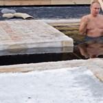 Putyint választották Oroszország legjóképűbb férfijának