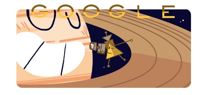Miért van ma a Cassini űrhajó a Google kereső főoldalán? És miért fényképez?
