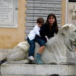 Minden út Rómába vezet - de gyerekkel is?