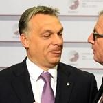 """Juncker: """"Mindig diktátornak neveztem Orbánt, csak akkor ott volt a mikrofon"""""""