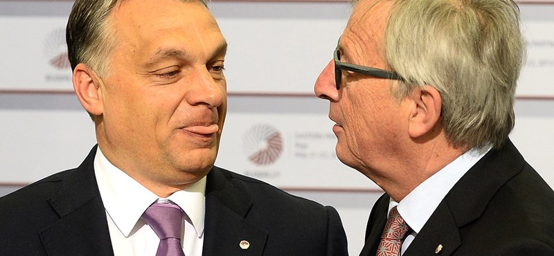 Juncker: Orbán nem vált diktátorrá
