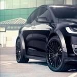 Ez a Tesla megjelenésben simán agyoncsap bármilyen BMW X6-ost