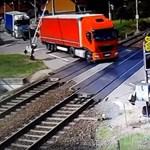 Lezárnak egy vasúti átjárót a XVII. kerületben két napra