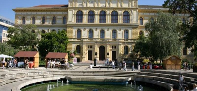 270 új kollégiumi hely Szegeden - jöhetnek a külföldi vendégkutatók!