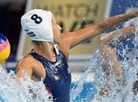 Negyeddöntős a női vízilabda-válogatott