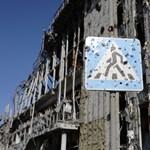 Nem jó hír: Ukrajna megerősítette a csapatait a frontvonalnál