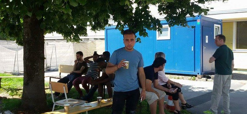 """Amiri menekülése: A """"magyar Guantanamóból"""" osztrák oltalomba"""