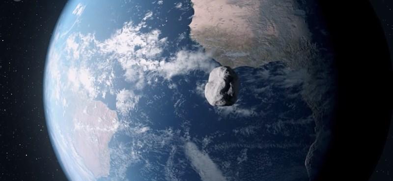 Összefog a NASA és Európa, hogy együtt gyűrjék le a Föld felé tartó aszteroidákat