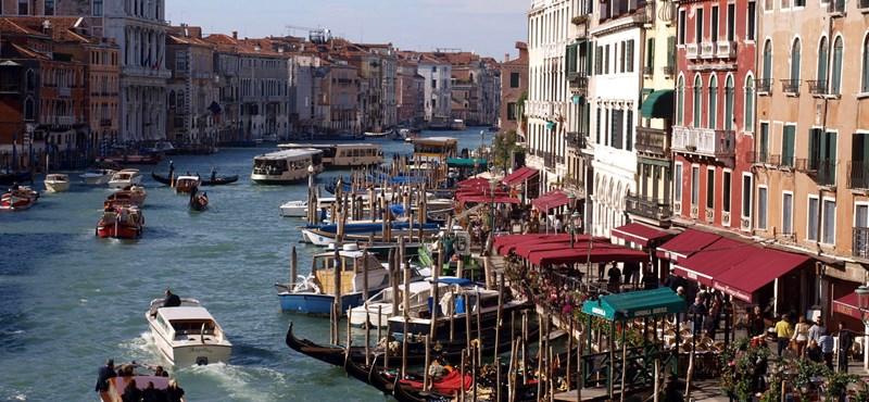 Kettesével veszik a külföldiek a lakásokat Velencében