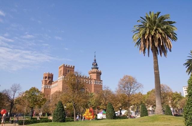 A barcelonai Citadel park