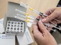 NNK: az influenza elleni oltás több, mint 70 százalékát már beadták