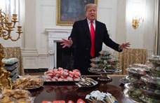 Trump egészséges, csak kissé dagadt