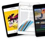 Megjelent a retinás iPad mini, itt vannak a magyar árak