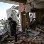 Damaszkusz és környéke újra a kormány kezén