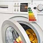 Új energiacímkéket kap idén márciustól sok háztartási gép