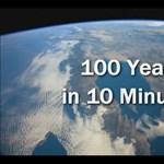 100 év 10 percben  (videó)