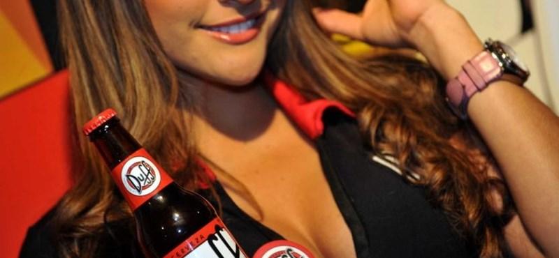 Nem a kokainban, a sörben bíznak
