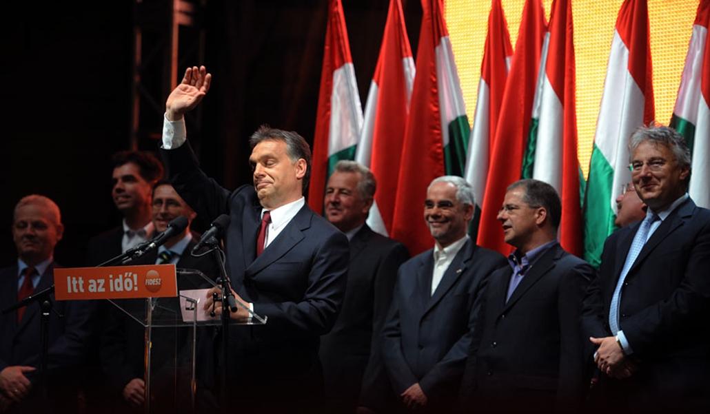 Fidesz nagyítás választás szavazás