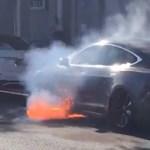 Kigyulladt a Tesla az ismert rendező alatt - videó