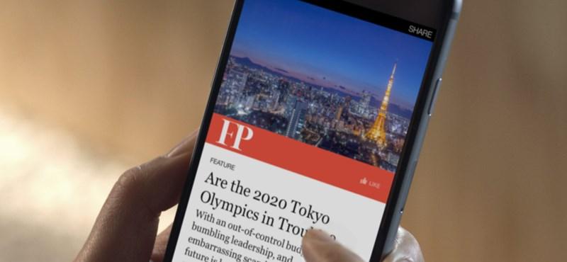 Hamarosan fizetünk, ha cikket akarunk olvasni a Facebookon?